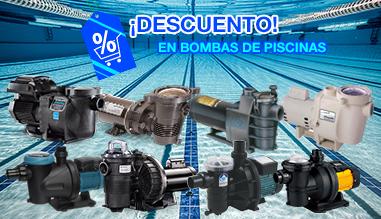 PROMOCIÓN BOMBAS DE PISCINA